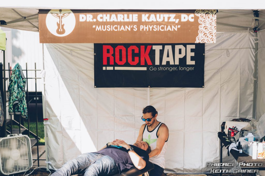 Meet the Musician's Physician, RockDoc Dr. Charlie Kautz, DC